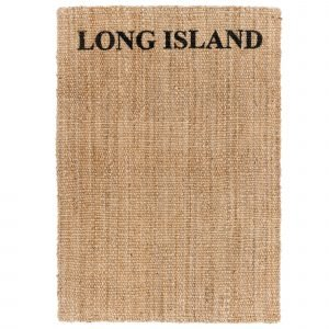 4lcollection Long Island Juuttimatto Natural 140x200 Cm