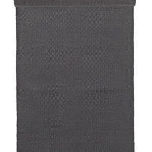 Accera Puuvillamatto 70x150 Cm Antrasiitinharmaa
