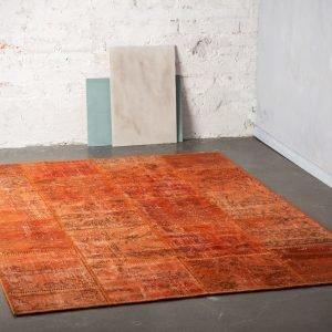 Adora Antik Matto Oranssi 200x300 Cm