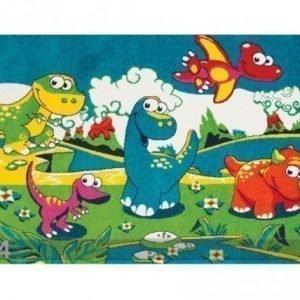 Af Lasten Matto Dinosaurukset 160x230 Cm
