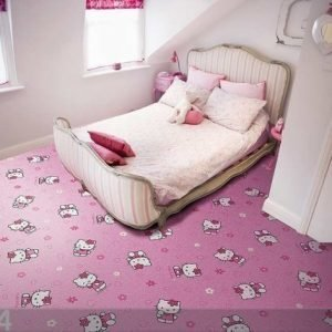 Af Lastenhuoneen Matto Hello Kitty 100x200 Cm
