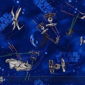 Af Lastenhuoneen Matto Star Wars 100x200 Cm