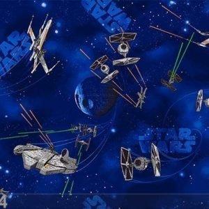 Af Lastenhuoneen Matto Star Wars 160x240 Cm