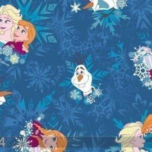 Ainult Üle Minu Vaiba! Lastenhuoneen Matto Frozen 133x190 Cm