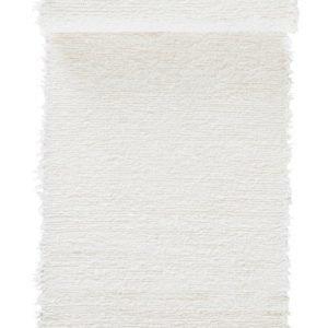 Ales Puuvillamatto 70x200 Cm Valkoinen