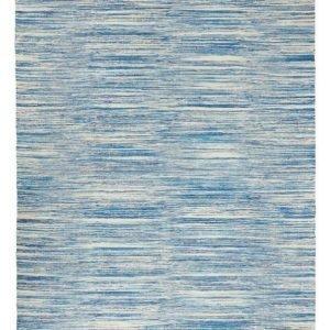 Bidoni Puuvillamatto 140x200 Cm Sininen
