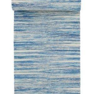 Bidoni Puuvillamatto 70x200 Cm Sininen