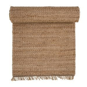 Bloomingville Rugged Hemp Matto Luonnollinen 240x70 Cm