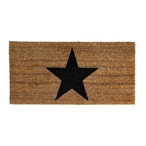 Bloomingville Star Ovimatto 80x40 cm