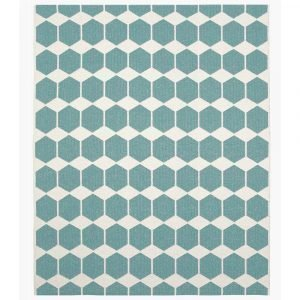Brita Sweden Anna Matto Aqua Pastel 150x200 Cm