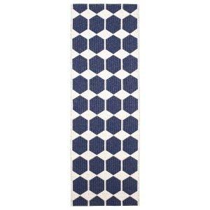 Brita Sweden Anna Matto Denim Blue 70x140 Cm