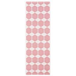 Brita Sweden Anna Matto Pink Pastel 70x140 Cm