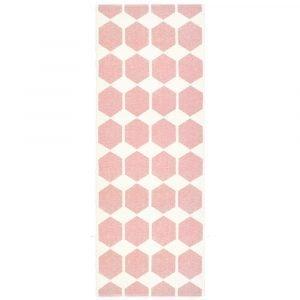 Brita Sweden Anna Matto Pink Pastel 70x260 Cm