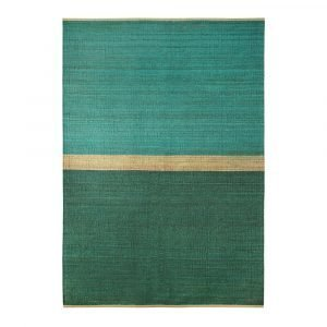 Brita Sweden Field Matto Green / Blue 170x250 Cm