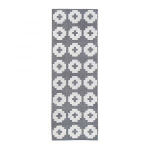 Brita Sweden Flower Matto Stone 70x300 Cm