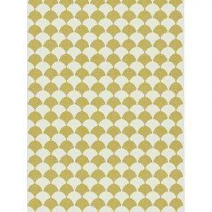 Brita Sweden Gerda Matto Mustard 150x200 Cm