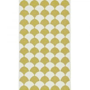 Brita Sweden Gerda Matto Mustard 70x100 Cm