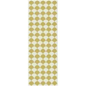 Brita Sweden Gerda Matto Mustard 70x145 Cm
