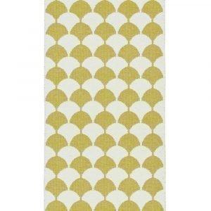 Brita Sweden Gerda Matto Mustard 70x200 Cm