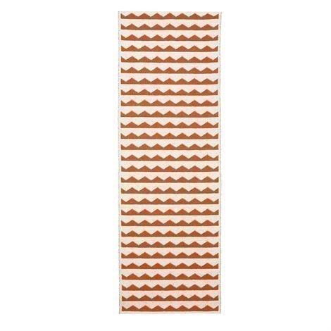 Brita Sweden Gittan Matto Tomat 70x250 cm