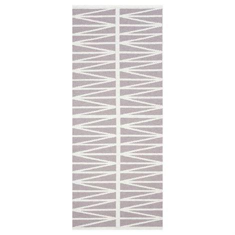 Brita Sweden Helmi Matto Amethyst Grey Violetti 70x200 cm