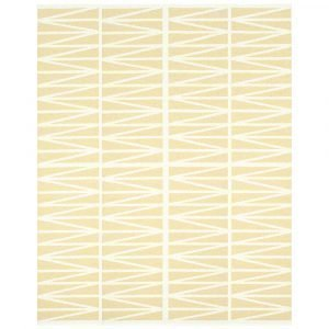 Brita Sweden Helmi Matto Light Yellow 150x200 Cm