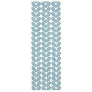 Brita Sweden Karin Matto Blue 70x150 Cm