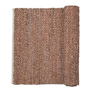 Broste Copenhagen Kamma Matto Red Clay 60x90 Cm