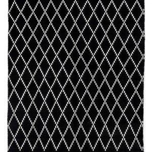 Cellbes Lankamatto Musta Valkoinen