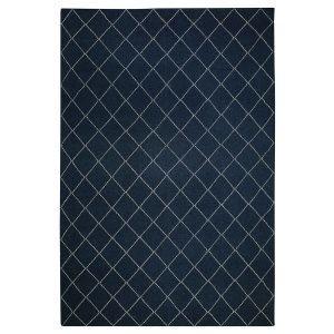 Chhatwal & Jonsson Diamond Matto Sininen / Valkoinen 184x280 Cm
