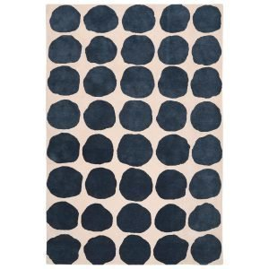 Chhatwal & Jonsson Dots Matto Khaki / Sininen Melange 180x270 Cm