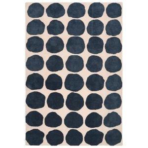 Chhatwal & Jonsson Dots Matto Valo Khaki / Sekoitus Sininen 180x270 Cm