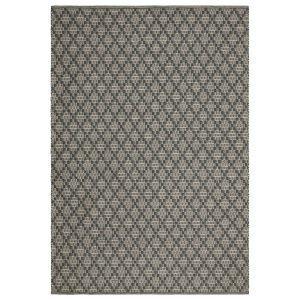 Chhatwal & Jonsson Mitra Matto Charcoal Grey / Light Khaki 80x150 Cm
