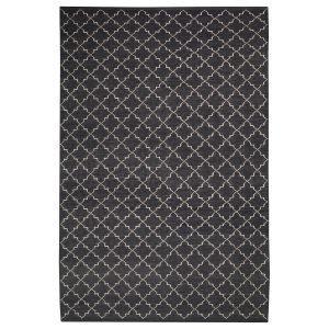 Chhatwal & Jonsson New Geometric Matto Grey / White 80x250 Cm