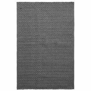 Chhatwal & Jonsson Pani Matto Charcoal Grey 80x250 Cm