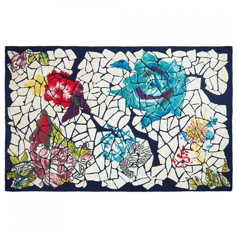 Christian Lacroix Éclats De Roses Matto 160x260 Cm