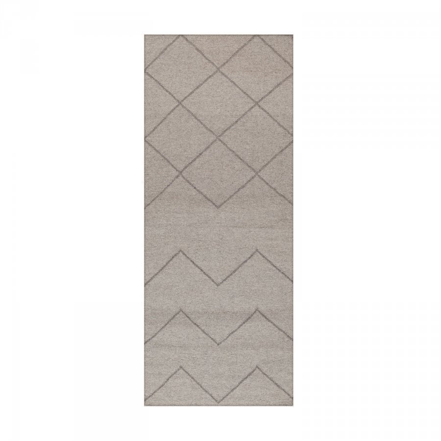 Decotique Geometrie 01 Matto 80x200 Cm Harmaa