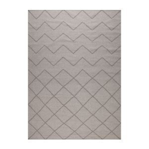 Decotique Geometrie 01 Matto Harmaa 300x400 Cm