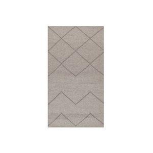 Decotique Geometrie 01 Matto Harmaa 80x150 Cm