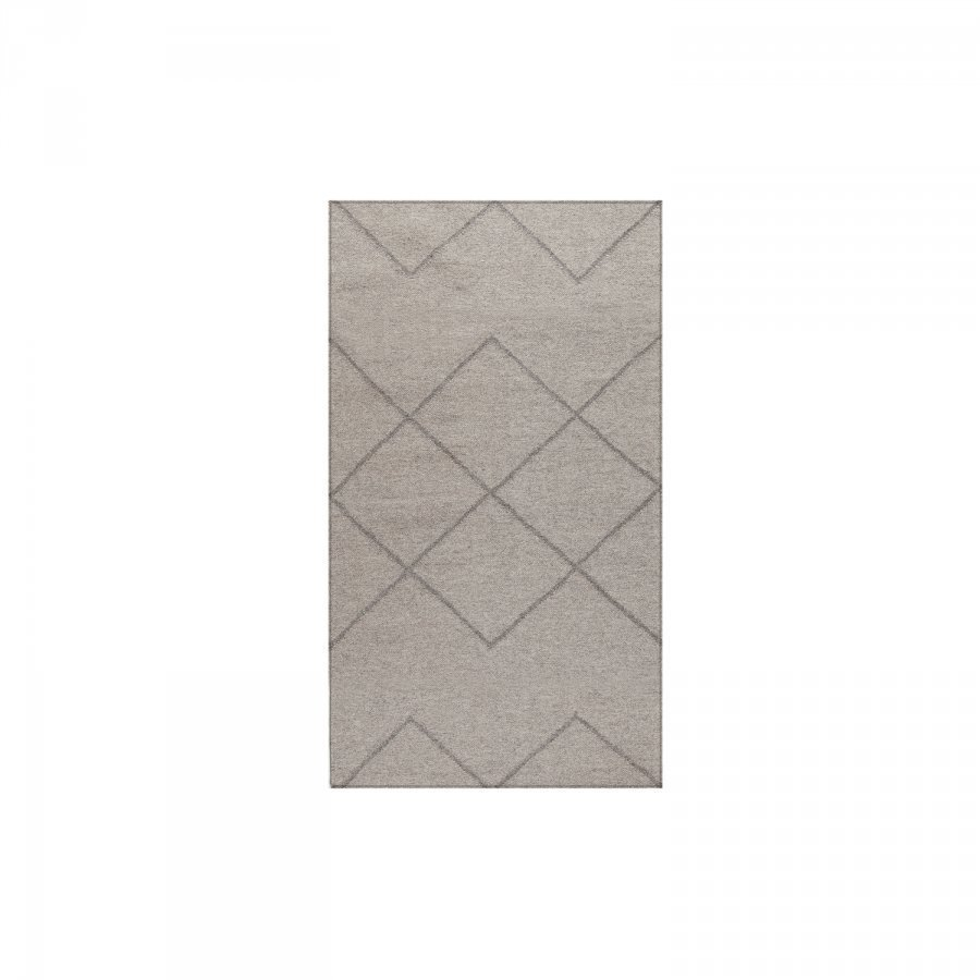 Decotique Geometrie 03 Matto 80x150 Cm Harmaa