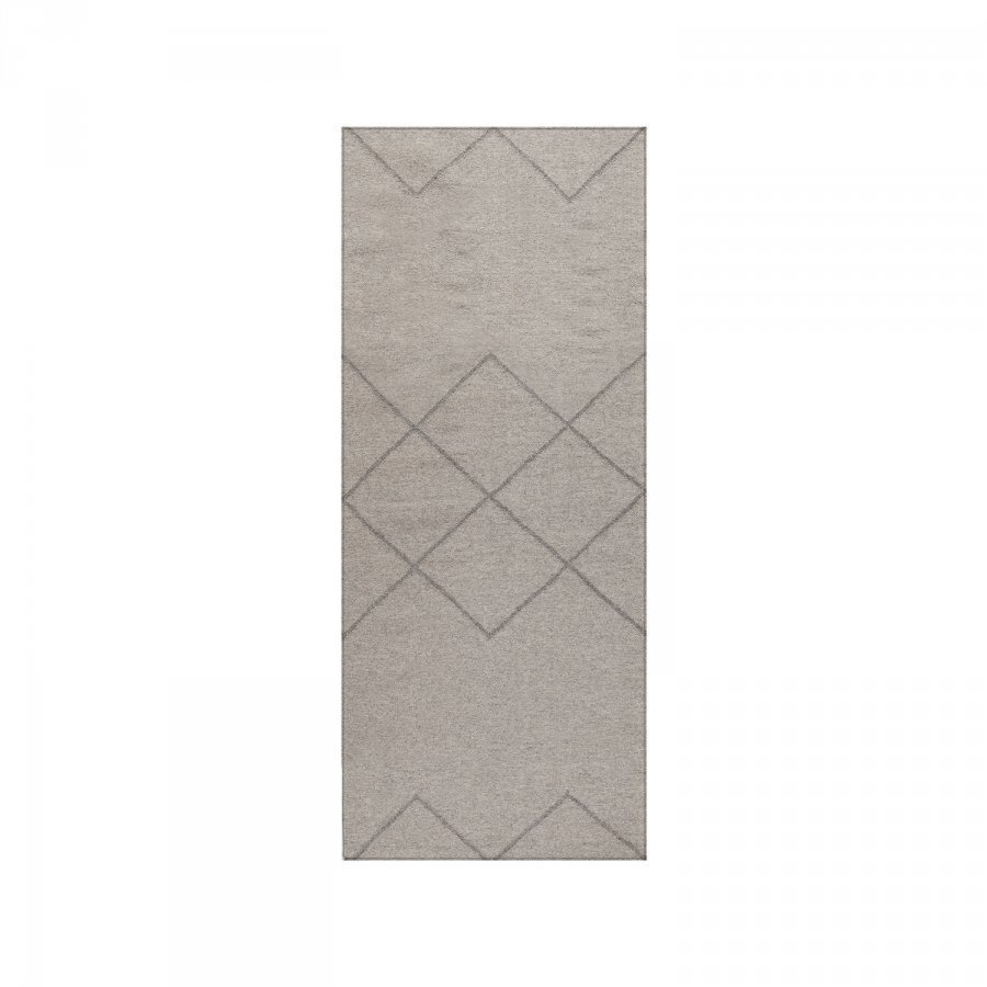 Decotique Geometrie 03 Matto 80x200 Cm Harmaa