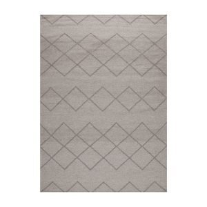 Decotique Geometrie 03 Matto Harmaa 300x400 Cm