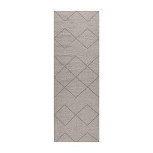 Decotique Geometrie 03 Matto Harmaa 80x240 Cm