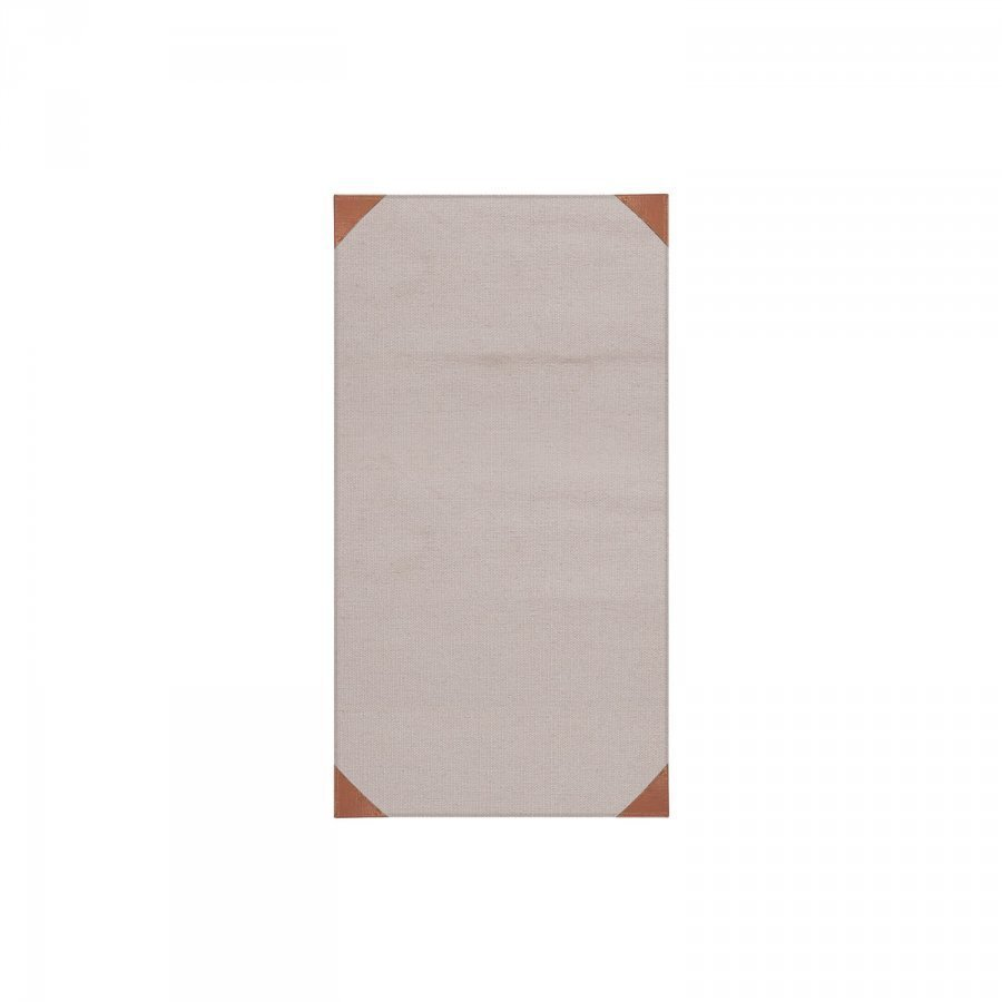 Decotique Le Cuir Beige Matto 80x150 Cm Beige