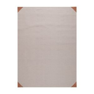 Decotique Le Cuir Beige Matto Beige 170x240 Cm