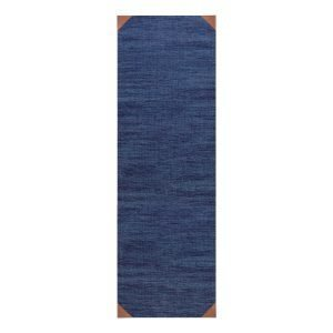 Decotique Le Cuir Bleu Matto Sininen 80x240 Cm