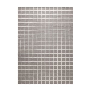 Decotique Tapis Damier Matto Harmaa / Valkoinen 300x400 Cm