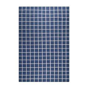 Decotique Tapis Damier Matto Sininen / Beige 300x400 Cm