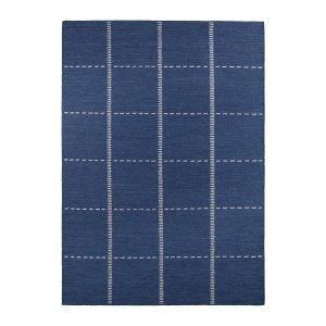 Decotique Tiret Bleu 24 Matto Sininen / Beige 200x300 Cm