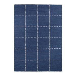 Decotique Tiret Bleu 48 Matto Sininen / Beige 300x400 Cm